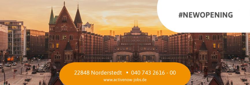 Neueröffnung Hamburg/Norderstedt